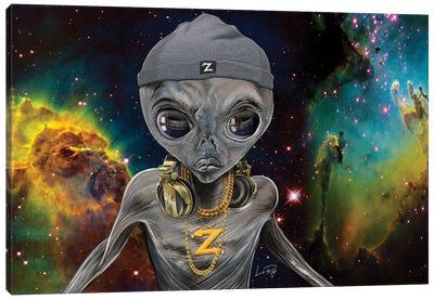 Dj Zedd Canvas Art Print
