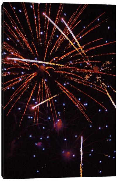 Fireworks LIII Canvas Art Print