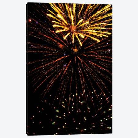 Fireworks LIII-II Canvas Print #LRU6} by Doug LaRue Canvas Art