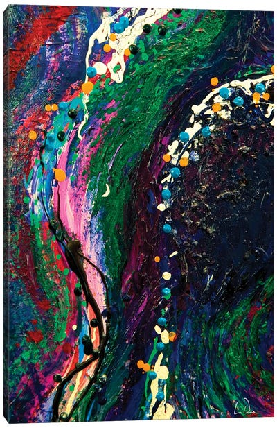 Embraced S Canvas Art Print
