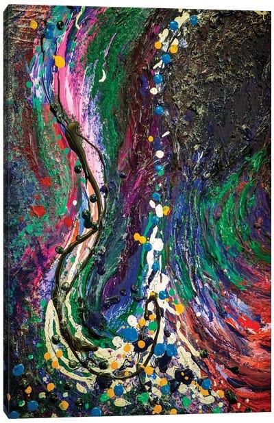 Embraced II Canvas Art Print