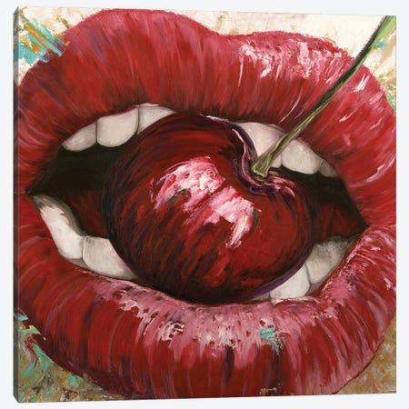 It'S Mine! Canvas Print #LRV21} by Larisa Lavrova Canvas Art