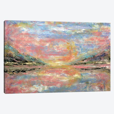 Morning Dreaming Canvas Print #LRV24} by Larisa Lavrova Canvas Art Print
