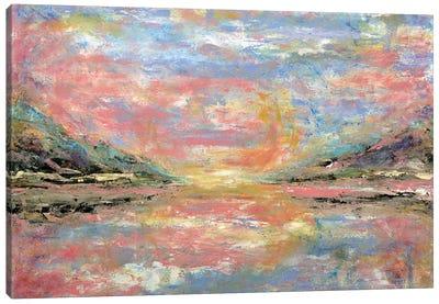 Morning Dreaming Canvas Art Print