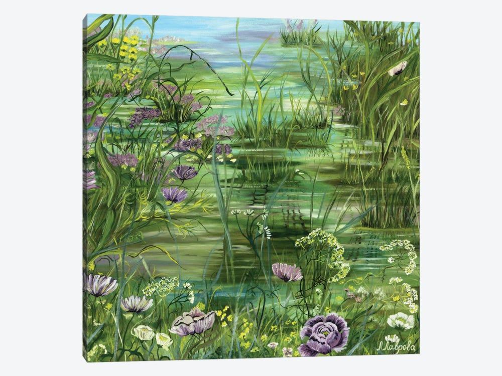 Pond by Larisa Lavrova 1-piece Canvas Wall Art