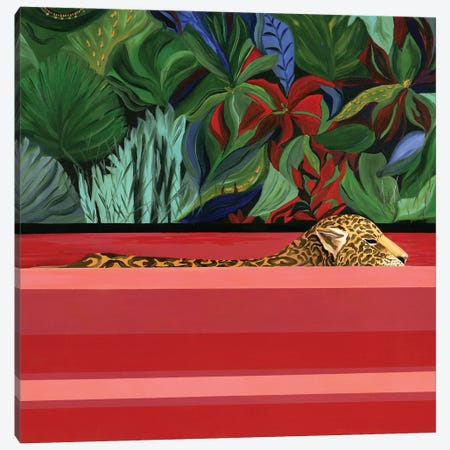 Red River Canvas Print #LRV29} by Larisa Lavrova Canvas Wall Art
