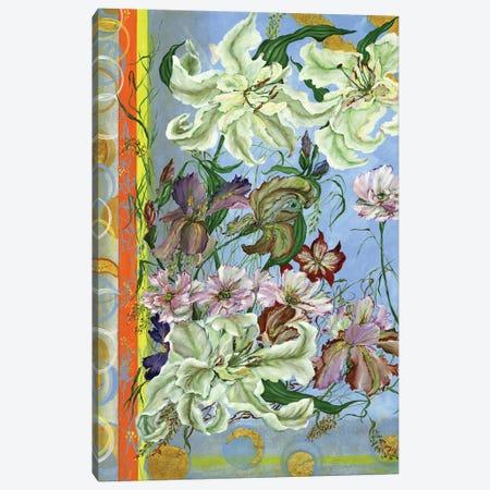 Divine Canvas Print #LRV50} by Larisa Lavrova Canvas Print