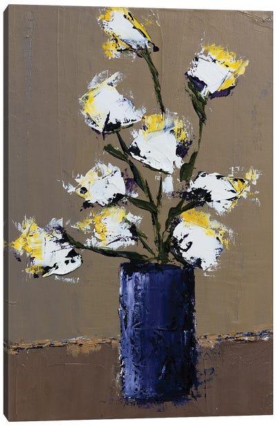 Fleur V-II Canvas Art Print