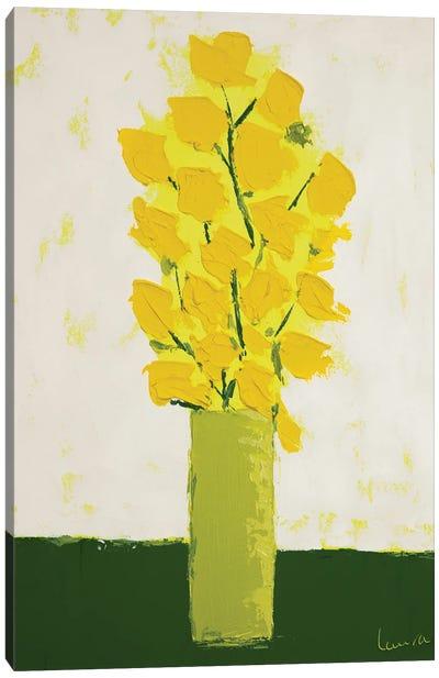 Fleur VIII-II Canvas Art Print