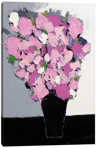 Fleur X Canvas Art Print