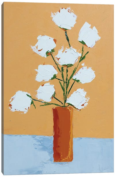 Fleur XI Canvas Art Print