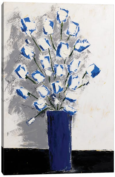 Fleur XVII Canvas Art Print