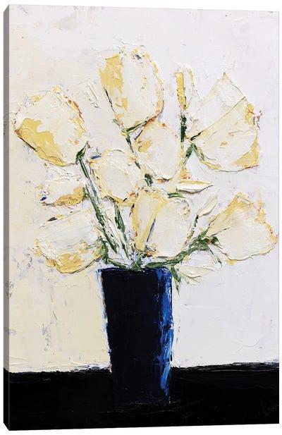 Fleur XVIII-I Canvas Art Print