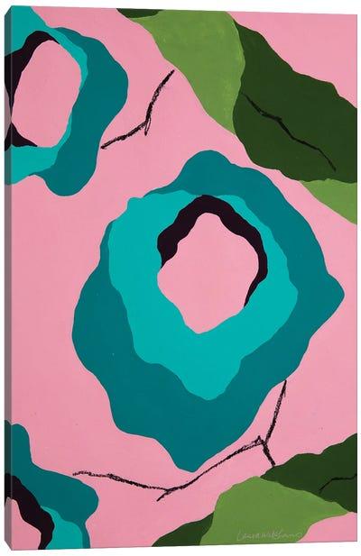 Flores De Papel I Canvas Art Print