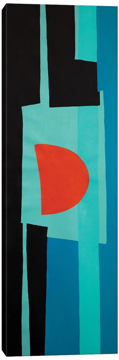 Twos Company I Canvas Art Print