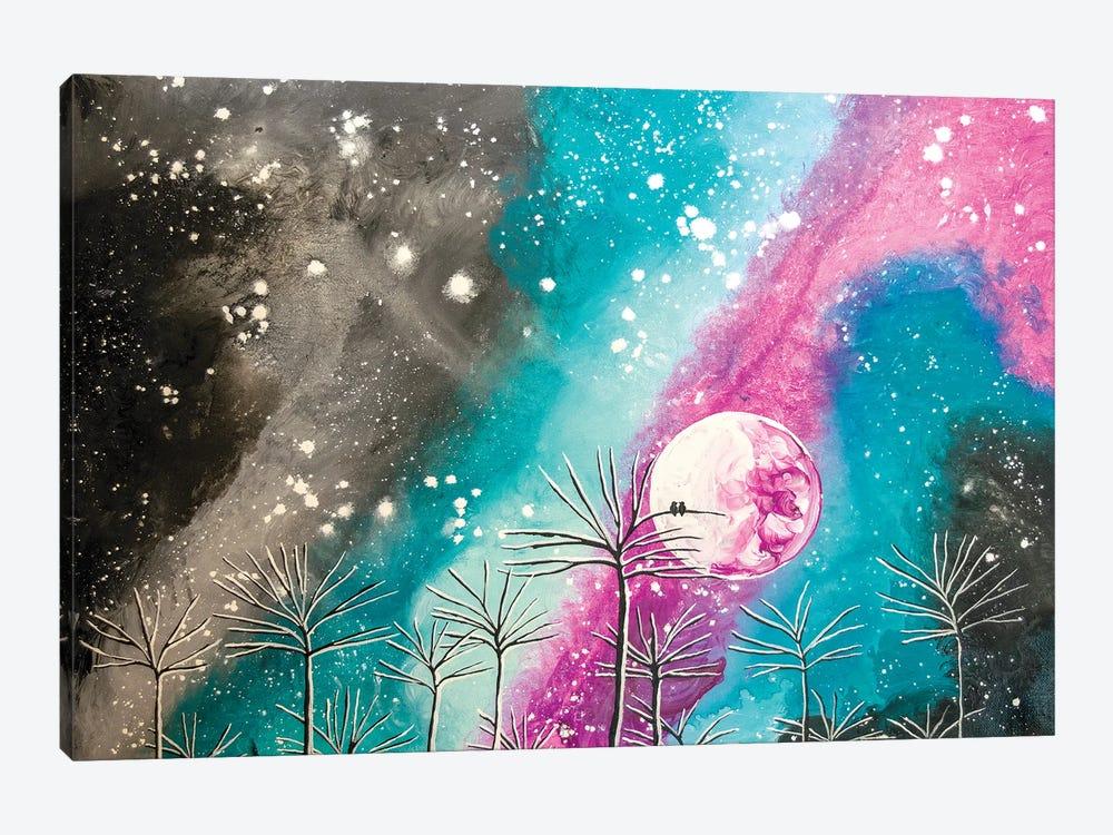 Wondrous Night by Amber Lamoreaux 1-piece Canvas Art Print