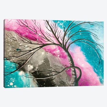 Wondrous Night II Canvas Print #LRX101} by Amber Lamoreaux Art Print