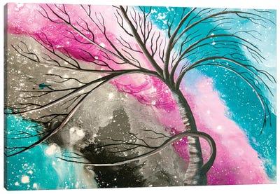 Wondrous Night II Canvas Art Print