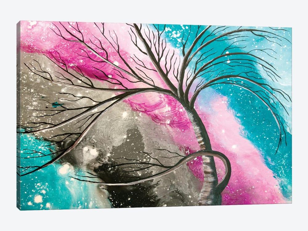 Wondrous Night II by Amber Lamoreaux 1-piece Canvas Artwork