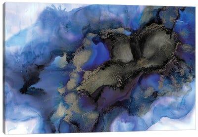 Blue Mirage Canvas Art Print