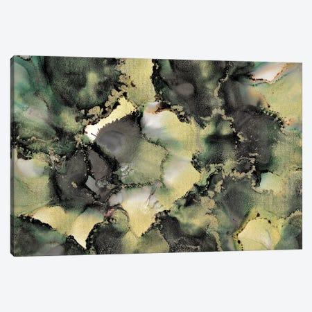 Essence Of Ebony Canvas Print #LRX66} by Amber Lamoreaux Canvas Print