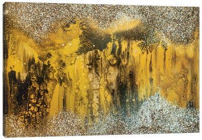 Glamour Rain Canvas Art Print