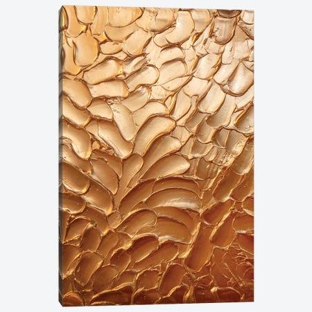 Metallic Copper Canvas Print #LRX76} by Amber Lamoreaux Canvas Wall Art