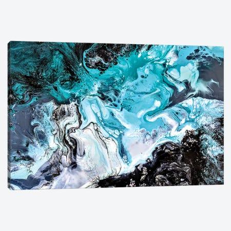 Oceanic Harmonies Canvas Print #LRX84} by Amber Lamoreaux Canvas Print