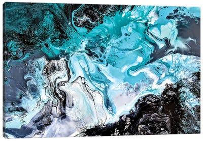 Oceanic Harmonies Canvas Art Print