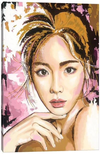 Sofia Canvas Art Print