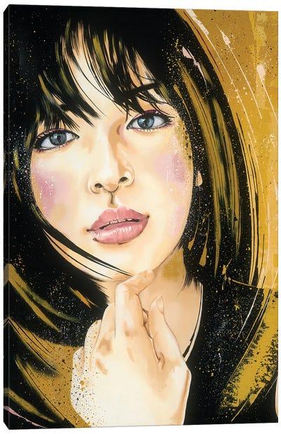 Emma Canvas Art Print