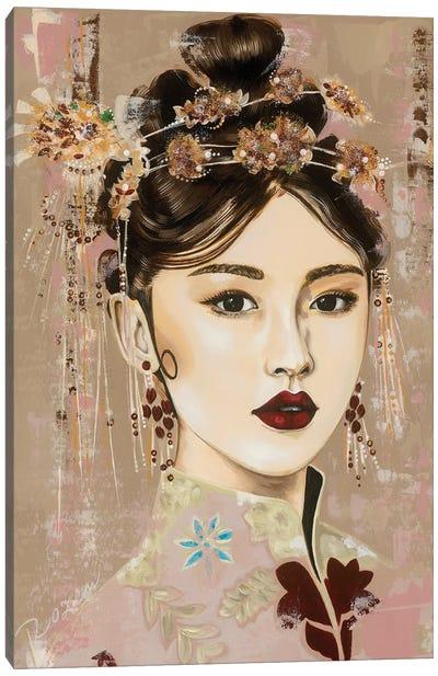Nancy Canvas Art Print