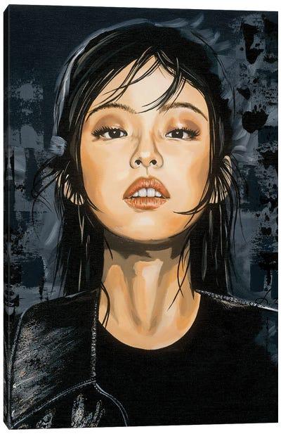Michale Canvas Art Print
