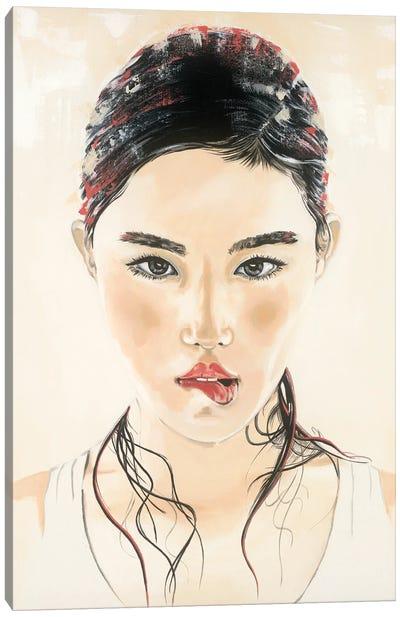 Debra Canvas Art Print