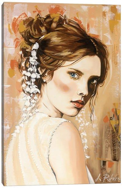Natasa Canvas Art Print