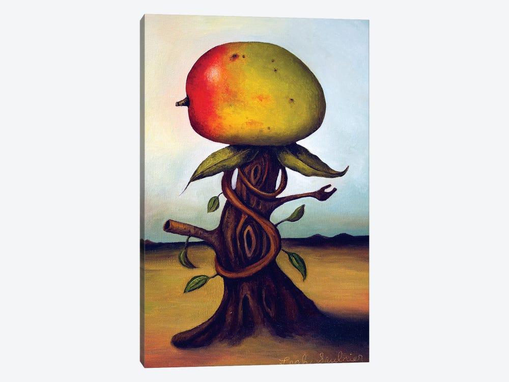 Mango Fruit Tree by Leah Saulnier 1-piece Canvas Print