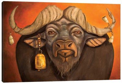 Buffalo Bells Canvas Art Print