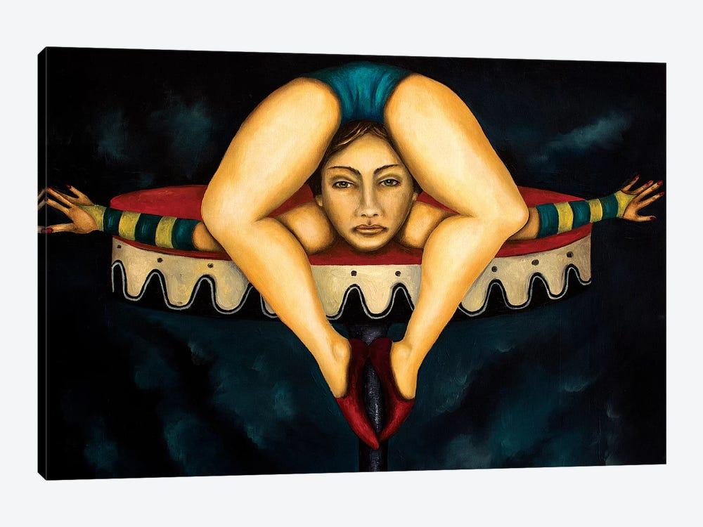 Contortionist by Leah Saulnier 1-piece Canvas Art Print