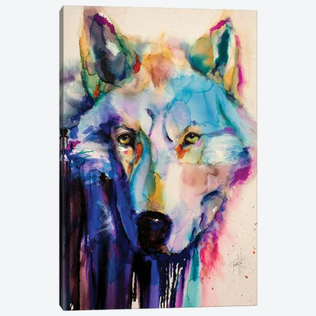 Hauntingly Majestic Canvas Print #LSF27} by Art by Leslie Franklin Canvas Wall Art