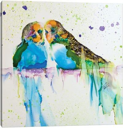 Have We Met Canvas Art Print