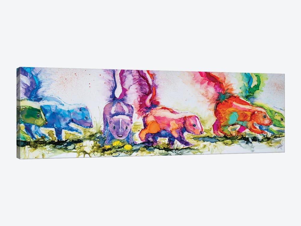 The Aromatherapists by Art by Leslie Franklin 1-piece Canvas Art Print