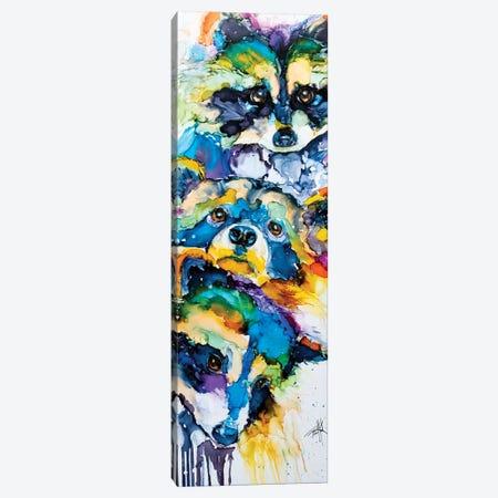 Berth Order Canvas Print #LSF7} by Art by Leslie Franklin Art Print