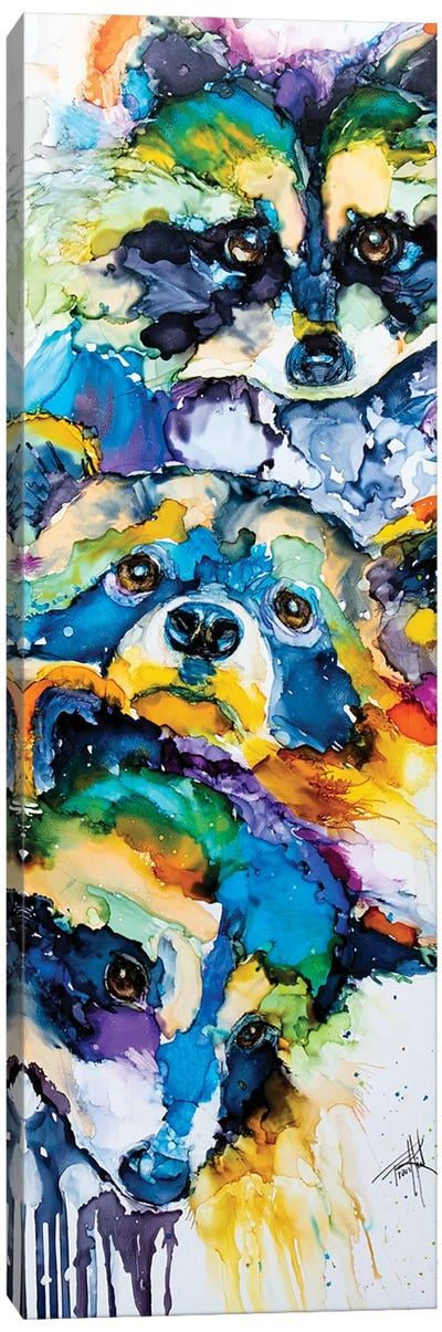 Berth Order Canvas Art Print