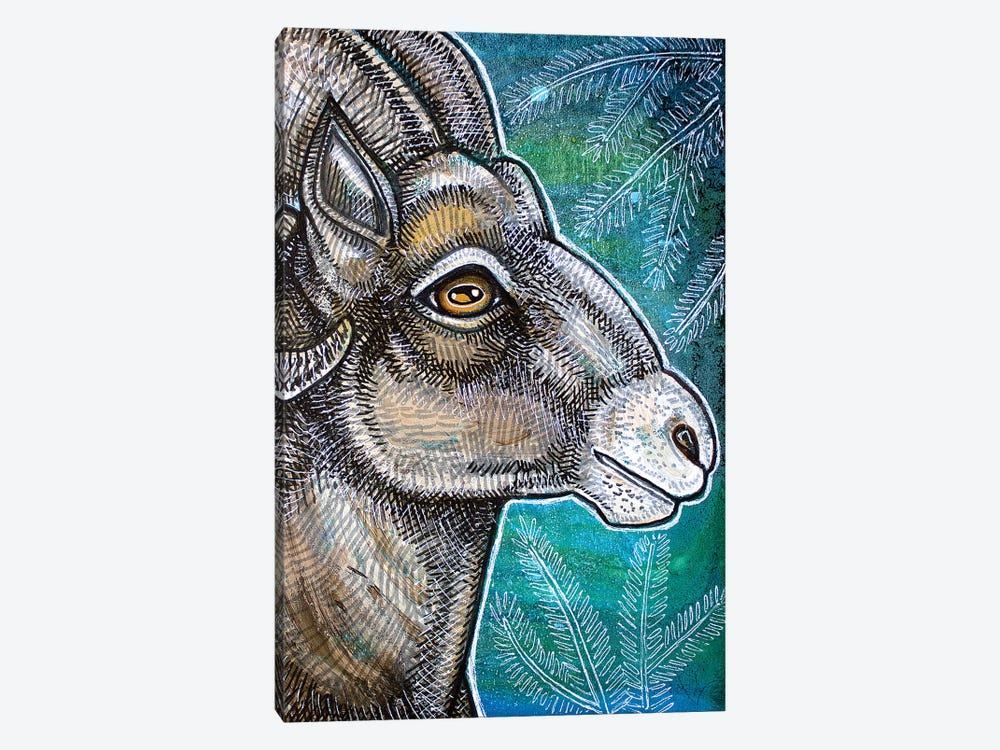 Big Horn by Lynnette Shelley 1-piece Canvas Print