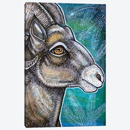 Big Horn Canvas Print #LSH132} by Lynnette Shelley Canvas Print
