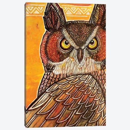 Goldeneye Canvas Print #LSH159} by Lynnette Shelley Art Print