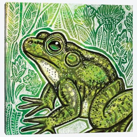 Little Frog Canvas Print #LSH187} by Lynnette Shelley Canvas Art Print