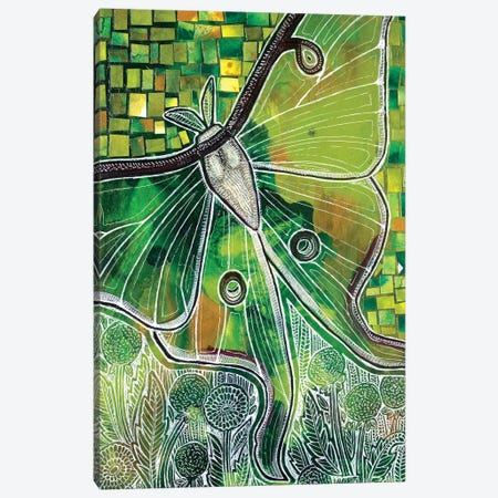 Luna Rise Canvas Print #LSH189} by Lynnette Shelley Canvas Wall Art