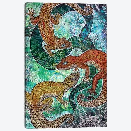 Convergence Canvas Print #LSH19} by Lynnette Shelley Canvas Art