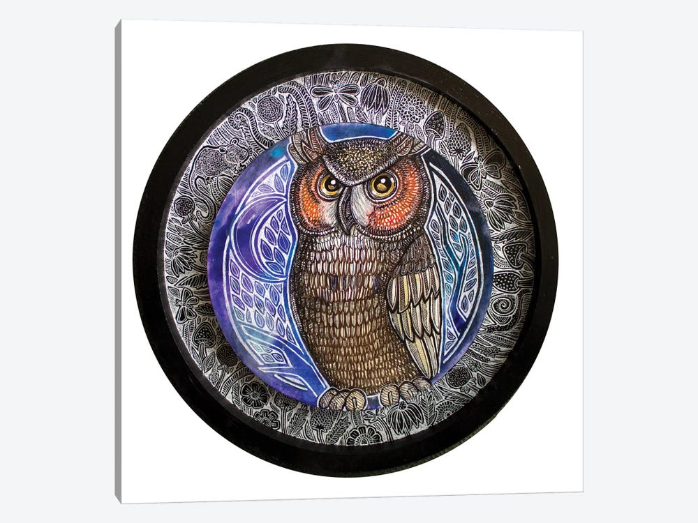 Night Song by Lynnette Shelley 1-piece Art Print